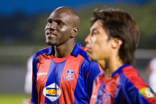 Ibrahim Kante (with Shintaro Harada in foreground)