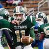 Record-Eagle/Douglas Tesner<br /> <br /> Football TCW vs Flint
