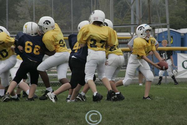 RHS YSF vs. Iowa City East Teams