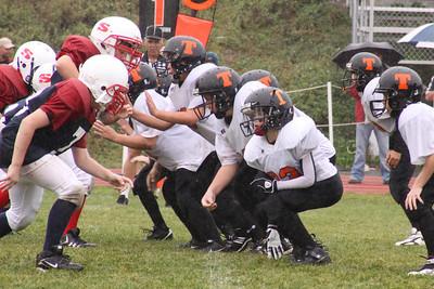 09 09 27 Tow v Sayre Jr Football  -752-1