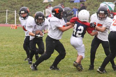 09 09 27 Tow v Sayre Jr Football  -359-1
