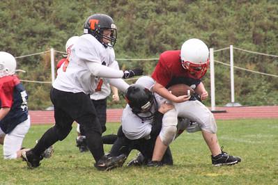 09 09 27 Tow v Sayre Jr Football  -437-1