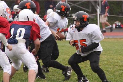 09 09 27 Tow v Sayre Jr Football  -419-1