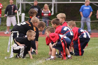 09 09 27 Tow v Sayre Jr Football  -6-1