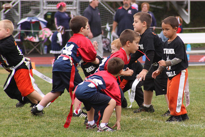 09 09 27 Tow v Sayre Jr Football  -13-1