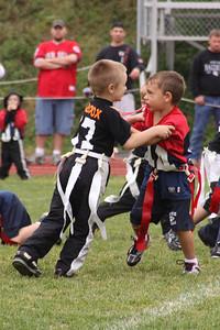 09 09 27 Tow v Sayre Jr Football  -8-1