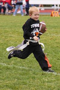 09 09 27 Tow v Sayre Jr Football  -41-1