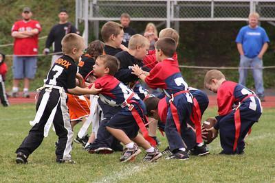 09 09 27 Tow v Sayre Jr Football  -7-1