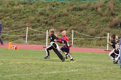 09 09 27 Tow v Sayre Jr Football  -9-1