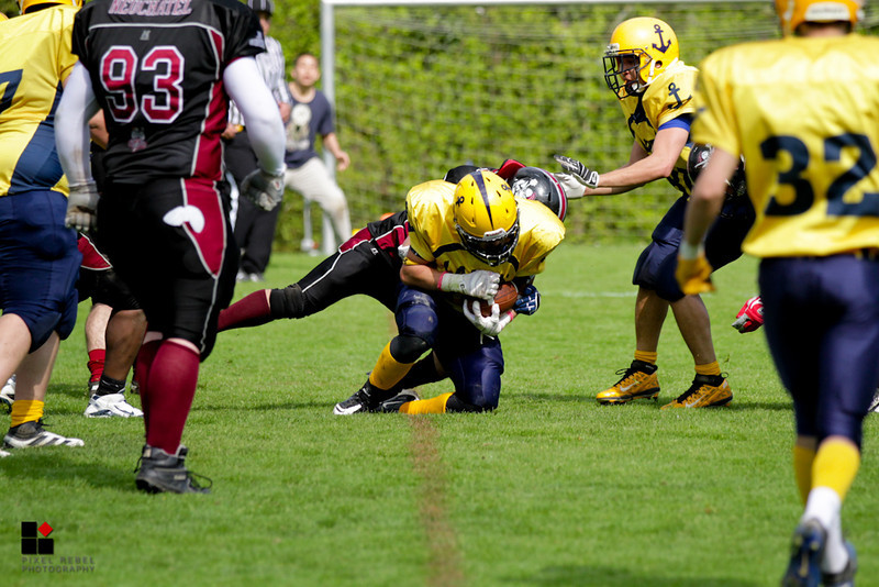 Ligue nationale C - Neuchâtel Knights - Lugano Lakers