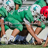 2017 Eagle Rock JV Football vs Hollywood Shieks