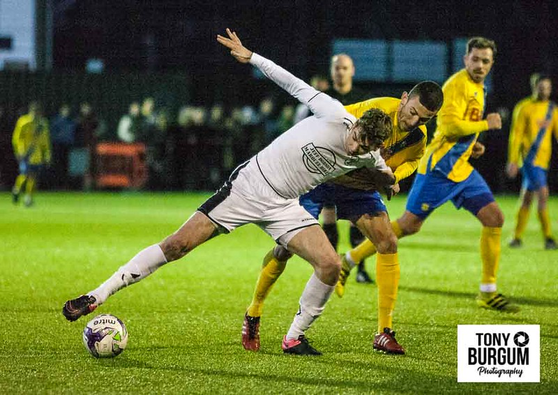 Stockton FC v West Auckland FA Vase 4th round