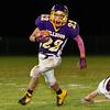 Monty Tech's Jake VanHillo carries the ball. SENTINEL & ENTERPRISE / GARY FOURNIER