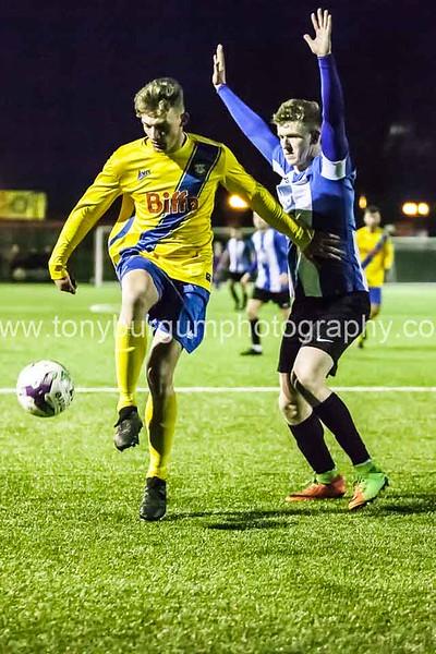 Stockton FC v Whitely Bay
