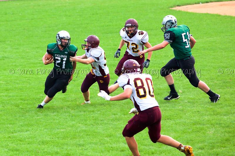 '15 JV Football 220