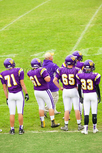 '16 WHS JV Football 41