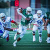as the Eagles faced Leander in the season opener  at  Leo Buckley Stadium, on Saturday, Aug  27, 2016.