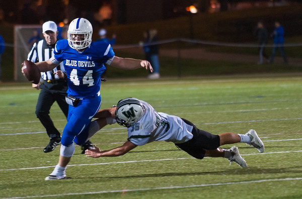 160930 Leominster v Wachusett football