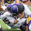 as McMurry visited UMHB at Crusader Stadium on Saturday, Oct  01, 2016.