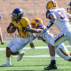 Hardin-Simmons traveled to play the University of Mary Hardin-Baylor at Crusader Stadium on Saturday, Oct  22, 2016.