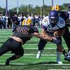 UMHB traveled to Hardin-Simmons at Shelton Stadium in Abilene on Saturday, Oct  07, 2017.