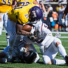 UMHB plays Chapman Univ. in the NCAA Div. III National Championship First Round playoff game at Crusader Stadium in Belton on Saturday, Nov  18, 2017.