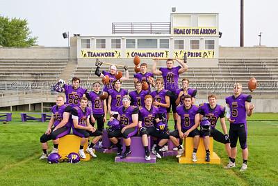 '18 Arrow Senior Football 27