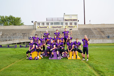 '18 Arrow Senior Football 20