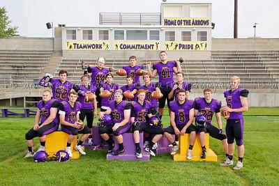 '18 Arrow Senior Football 17