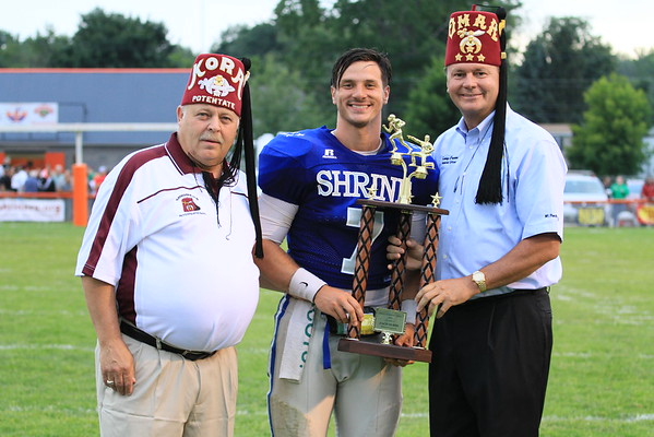 2 of 3 Galleries for Shriner's Lobster Bowl 2015