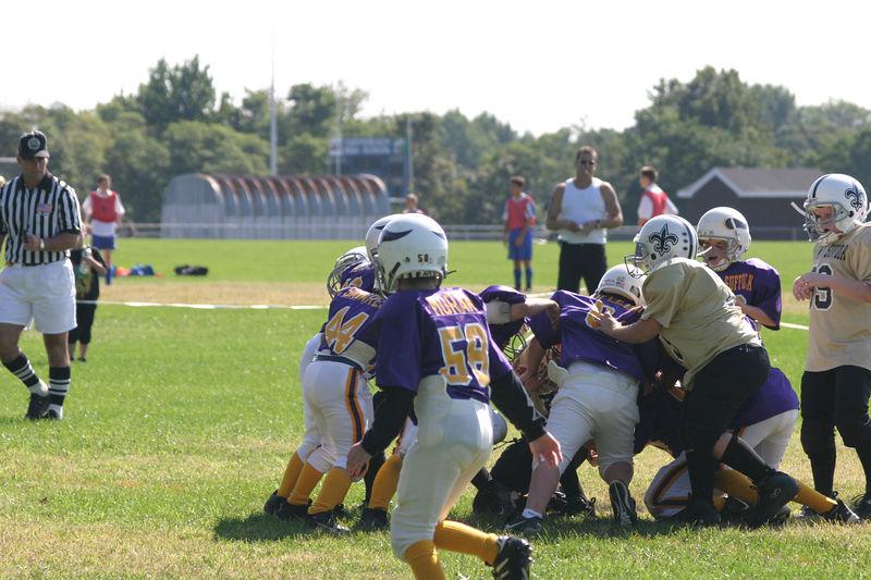 2003 Ryan's Football vs Vikings 184