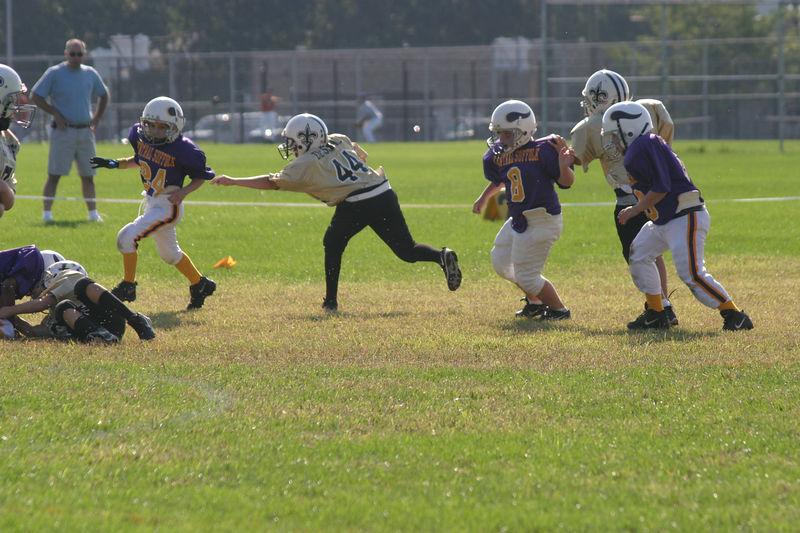 2003 Ryan's Football vs Vikings 049