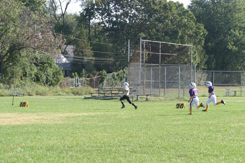 2003 Ryan's Football vs Vikings 014