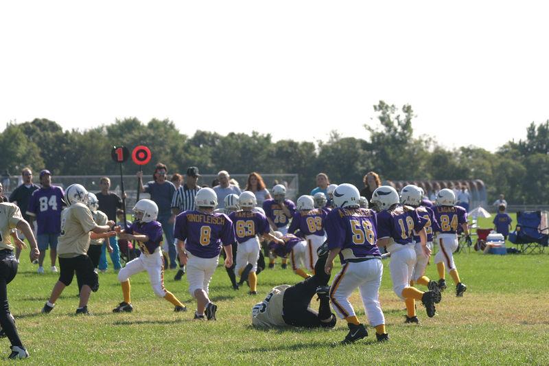 2003 Ryan's Football vs Vikings 073