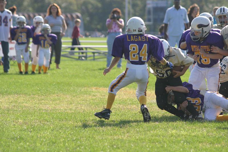 2003 Ryan's Football vs Vikings 026