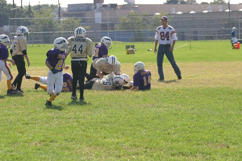 2003 Ryan's Football vs Vikings 107