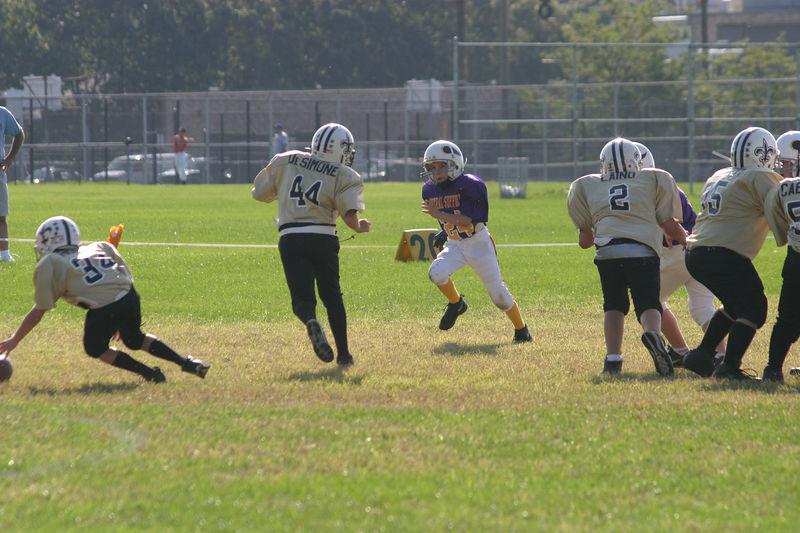 2003 Ryan's Football vs Vikings 047