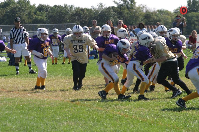 2003 Ryan's Football vs Vikings 203