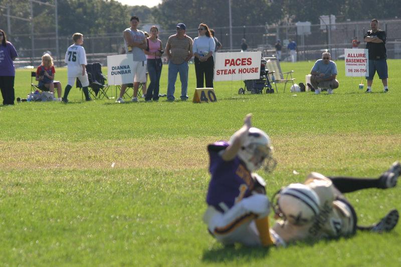 2003 Ryan's Football vs Vikings 086