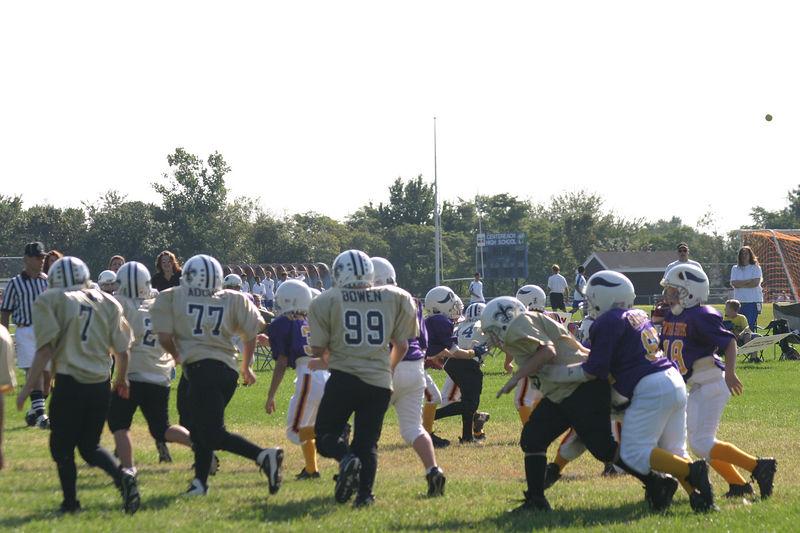 2003 Ryan's Football vs Vikings 068