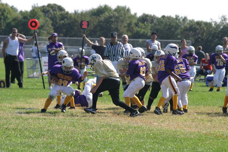 2003 Ryan's Football vs Vikings 194