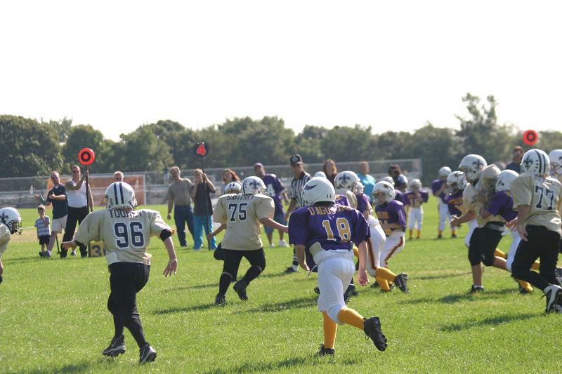 2003 Ryan's Football vs Vikings 089