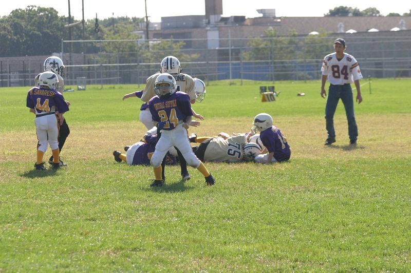 2003 Ryan's Football vs Vikings 106
