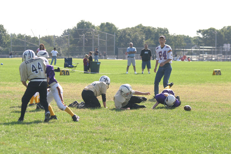 2003 Ryan's Football vs Vikings 102