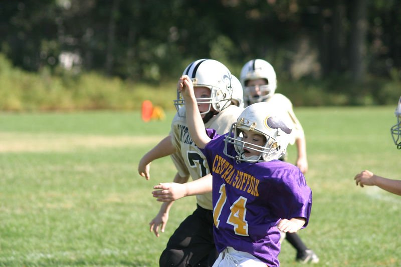 2003 Ryan's Football vs Vikings 061