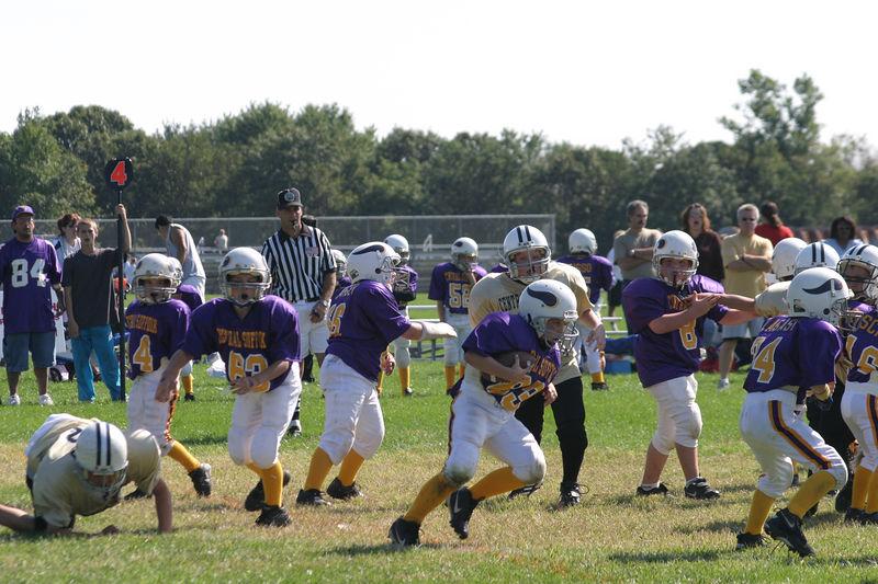 2003 Ryan's Football vs Vikings 202
