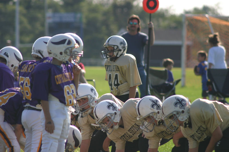 2003 Ryan's Football vs Vikings 021
