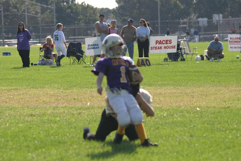 2003 Ryan's Football vs Vikings 085