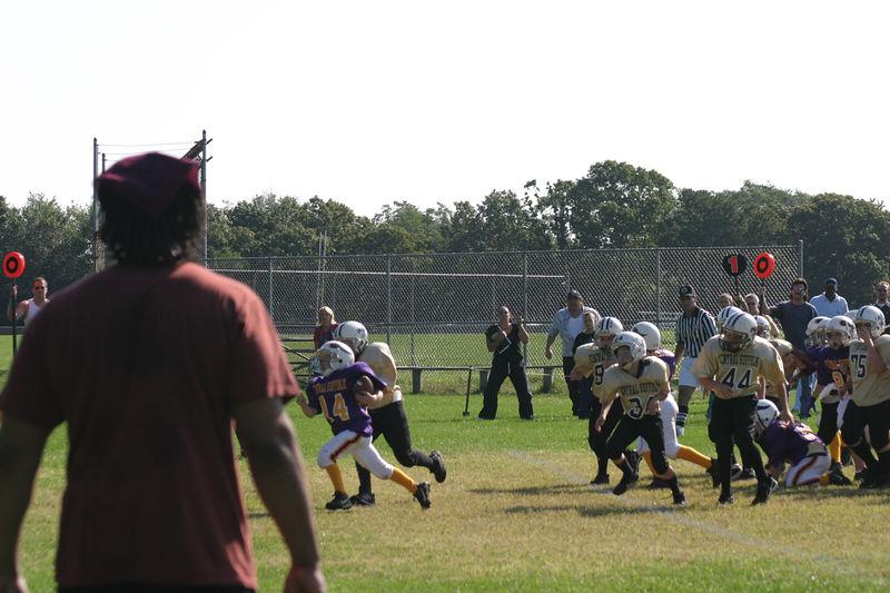 2003 Ryan's Football vs Vikings 099
