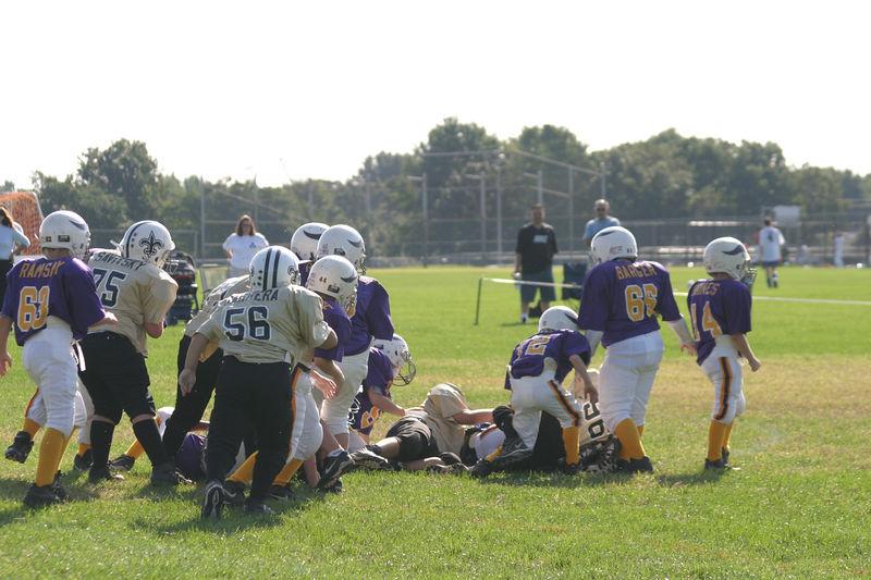 2003 Ryan's Football vs Vikings 066